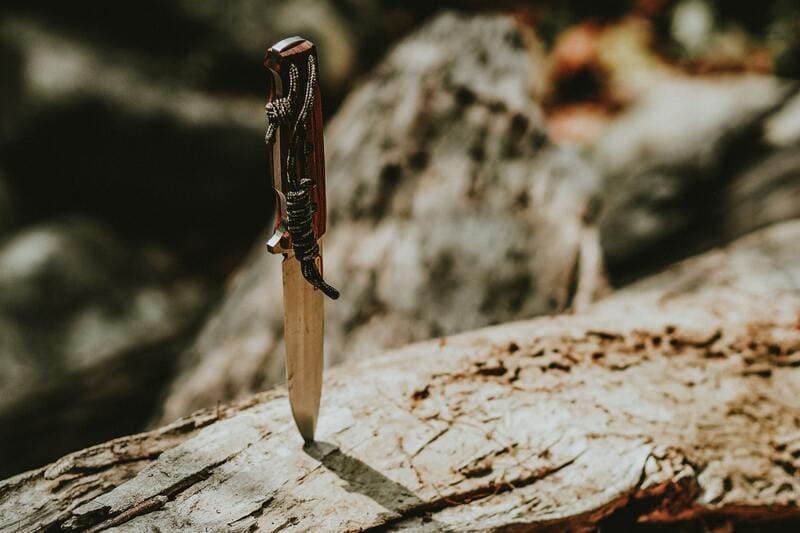 特に意味はないけどナイフ